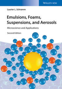 Laurier Schramm L. - Emulsions, Foams, Suspensions, and Aerosols. Microscience and Applications