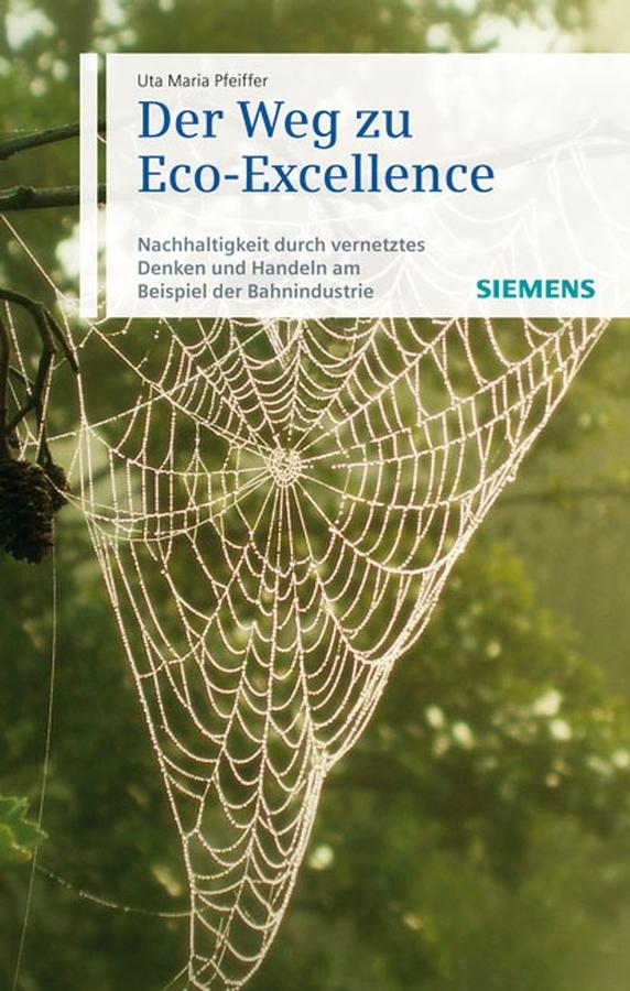 Uta-Maria Pfeiffer Der Weg zu Eco-Excellence. Nachhaltigkeit durch vernetztes Denken und Handeln am Beispiel der Bahnindustrie ISBN: 9783895786341 ботинки der spur der spur de034amwiz42