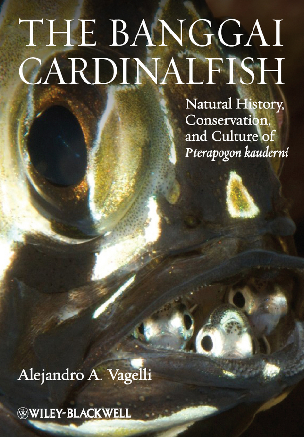 Alejandro Vagelli A. The Banggai Cardinalfish. Natural History, Conservation, and Culture of Pterapogon kauderni 5pcs lot 108w ip65 waterproof led aquarium light bar strip lamp for salt freshwater reef coral growth plant fish tank lighting