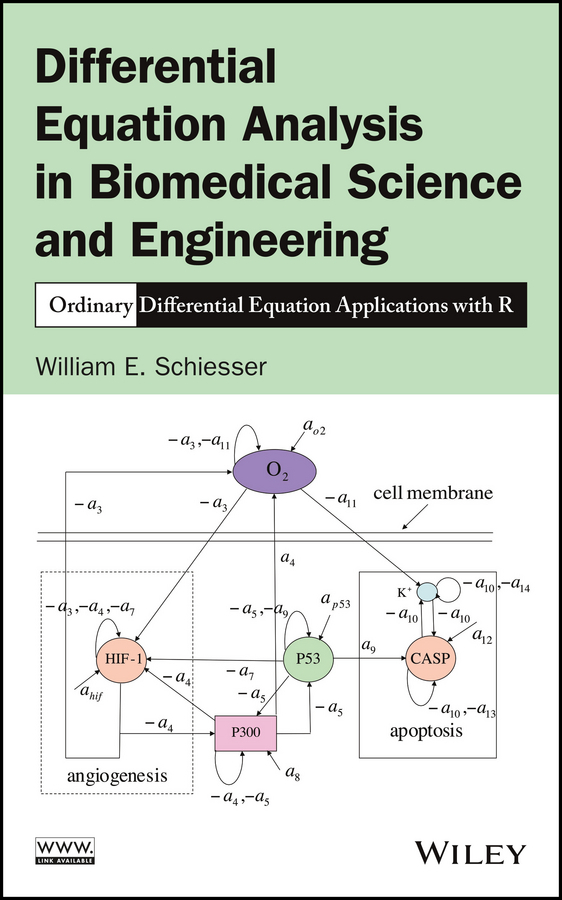 William Schiesser E. Differential Equation Analysis in Biomedical Science and Engineering. Ordinary Differential Equation Applications with R optical grating coupler biosensor and biomedical applications