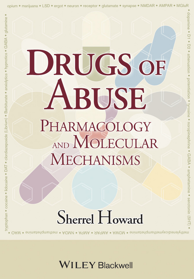 Sherrel Howard Drugs of Abuse. Pharmacology and Molecular Mechanisms models atomic orbital of ethylene molecular modeling chemistry teaching supplies