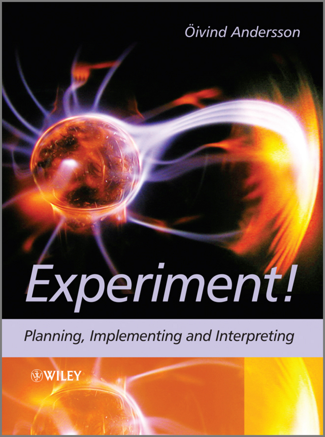 Oivind Andersson Experiment!. Planning, Implementing and Interpreting lembeck scientific alternatives to animal experiments