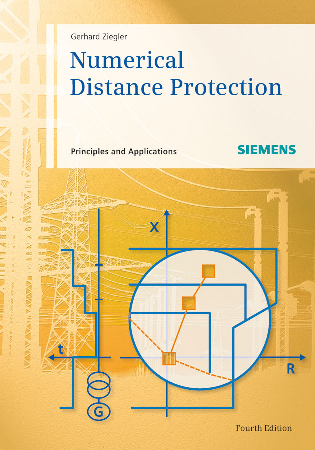 Gerhard Ziegler Numerical Distance Protection. Principles and Applications sweet years sy 6282l 07