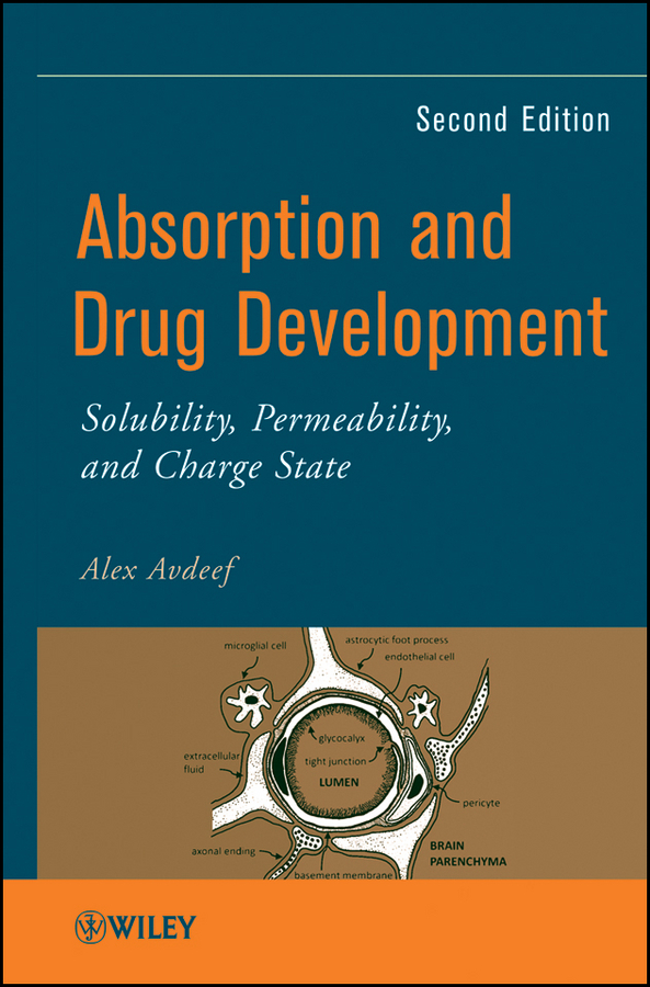 Alex  Avdeef Absorption and Drug Development. Solubility, Permeability, and Charge State evaluation of aqueous solubility of hydroxamic acids by pls modelling