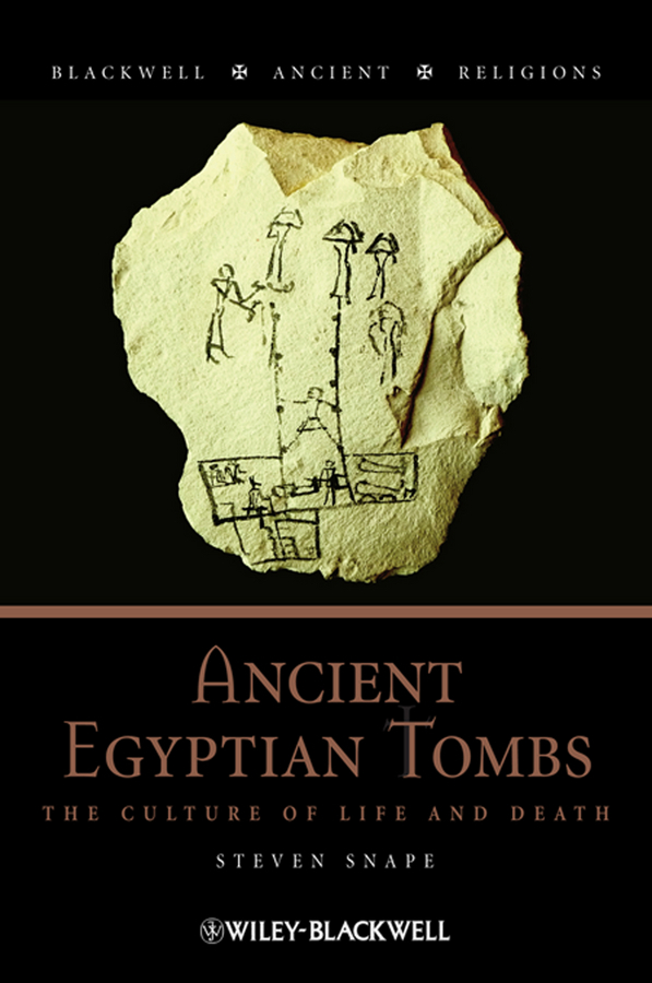 Steven Snape Ancient Egyptian Tombs. The Culture of Life and Death ISBN: 9781444393729 souvenir of egypt