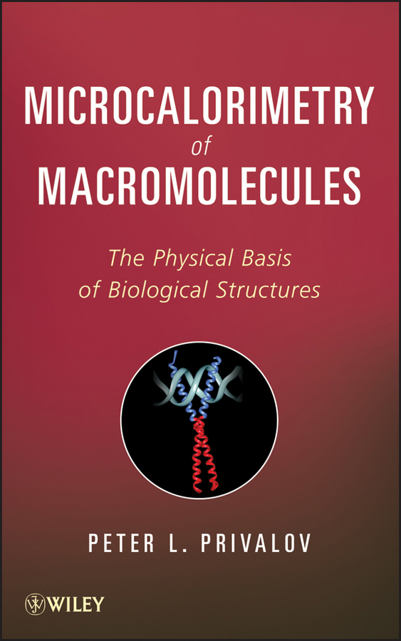 Peter Privalov L. Microcalorimetry of Macromolecules. The Physical Basis of Biological Structures evaluation of aqueous solubility of hydroxamic acids by pls modelling
