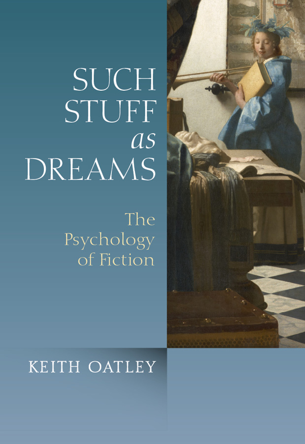 Keith  Oatley Such Stuff as Dreams. The Psychology of Fiction стулья для салона thailand such as