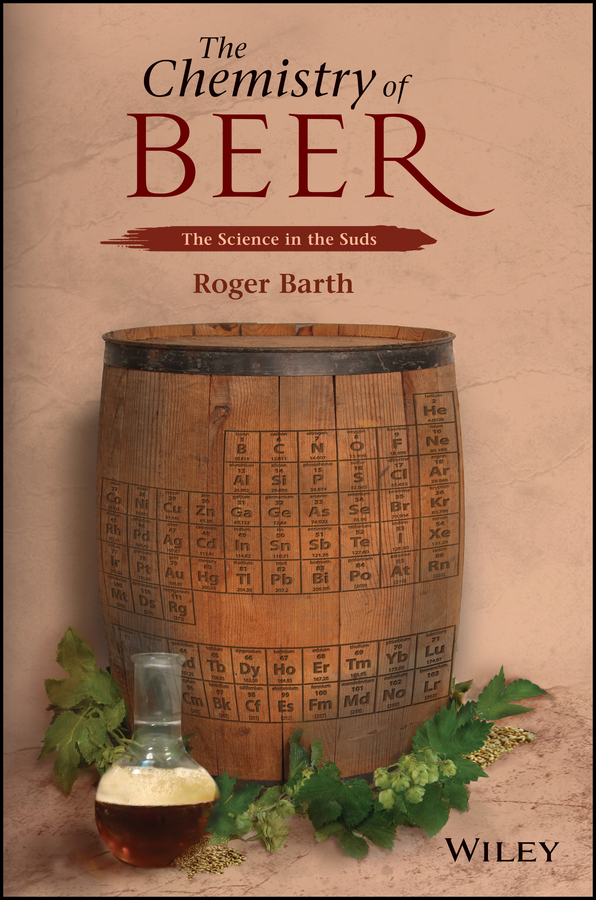 Roger Barth The Chemistry of Beer. The Science in the Suds models atomic orbital of ethylene molecular modeling chemistry teaching supplies