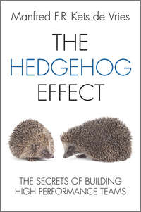 Manfred F. R. Kets Vries - The Hedgehog Effect. The Secrets of Building High Performance Teams