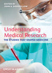 John Goodfellow A. - Understanding Medical Research. The Studies That Shaped Medicine