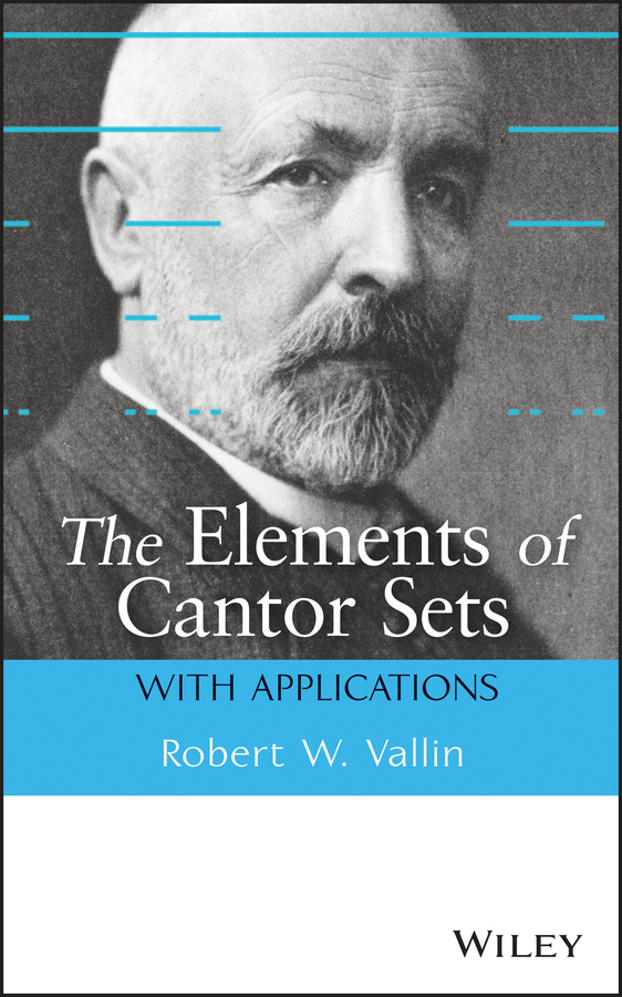 Robert Vallin W. The Elements of Cantor Sets. With Applications printio кружка цветная внутри