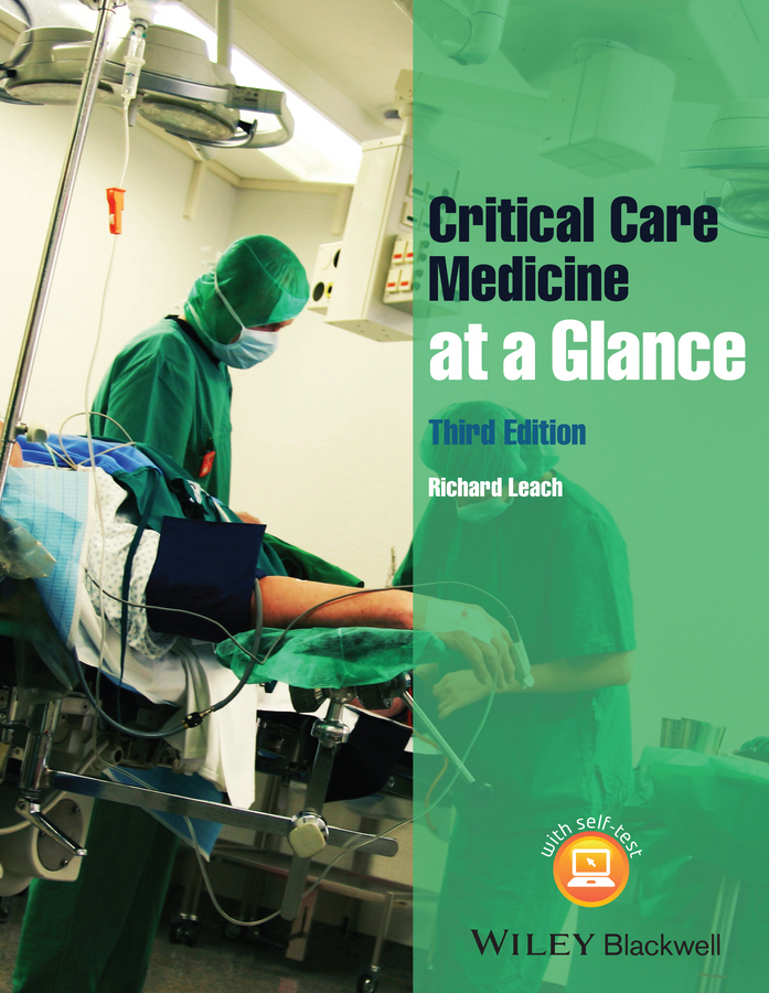 Richard Leach M. Critical Care Medicine at a Glance richard rohr falling upward a spirituality for the two halves of life