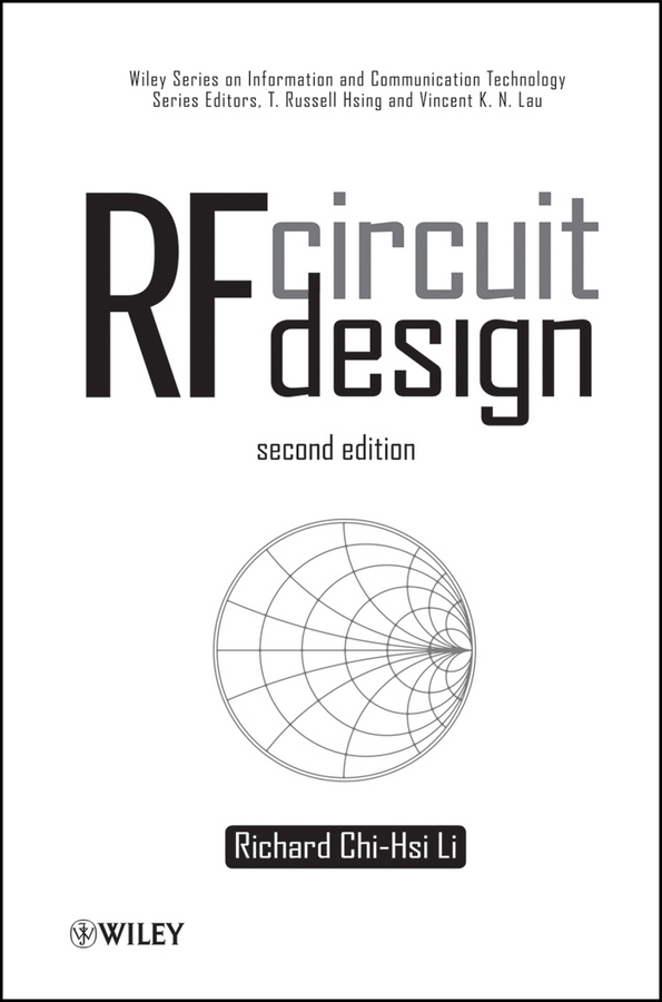 Richard Li C. RF Circuit Design richard rohr falling upward a spirituality for the two halves of life