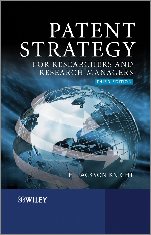 H. Knight Jackson Patent Strategy for Researchers and Research Managers percy jackson and the battle of the labyrinth