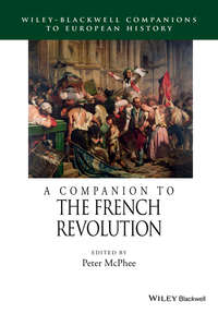 Peter  McPhee - A Companion to the French Revolution