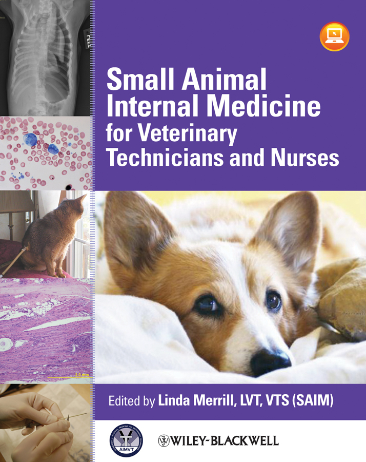Фото - Linda Merrill Small Animal Internal Medicine for Veterinary Technicians and Nurses ISBN: 9781118318270 zajac anne m veterinary clinical parasitology isbn 9781118292037