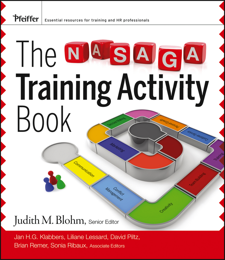 Judith Blohm M. The NASAGA Training Activity Book