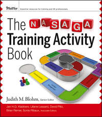 Judith Blohm M. - The NASAGA Training Activity Book