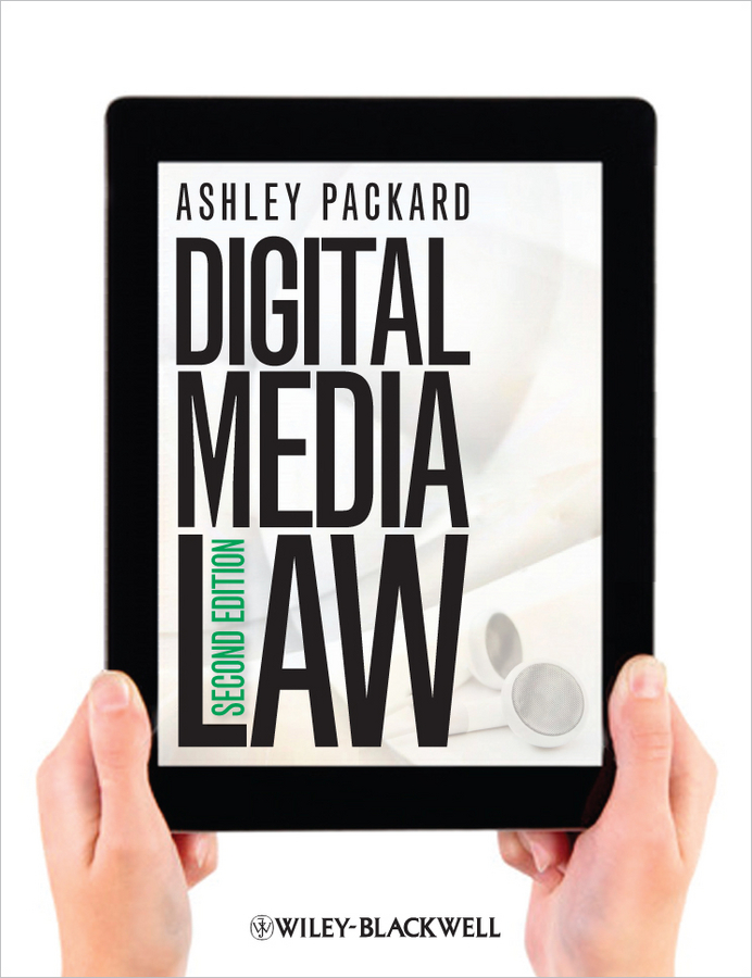 Ashley Packard Digital Media Law bruce hopkins r private foundation law made easy