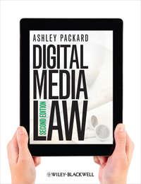 Ashley  Packard - Digital Media Law