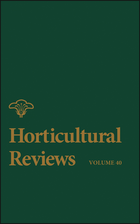 Jules  Janick Horticultural Reviews, Volume 40 the influence of science and technology on modern english poetry