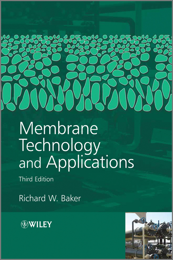 Richard Baker W. Membrane Technology and Applications the influence of science and technology on modern english poetry