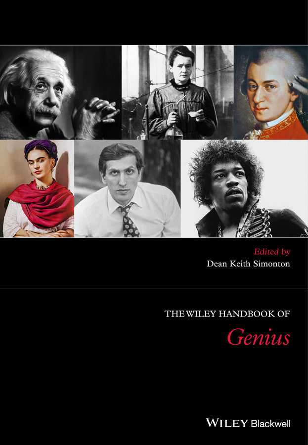 Dean Simonton Keith The Wiley Handbook of Genius ISBN: 9781118367353 endlessly