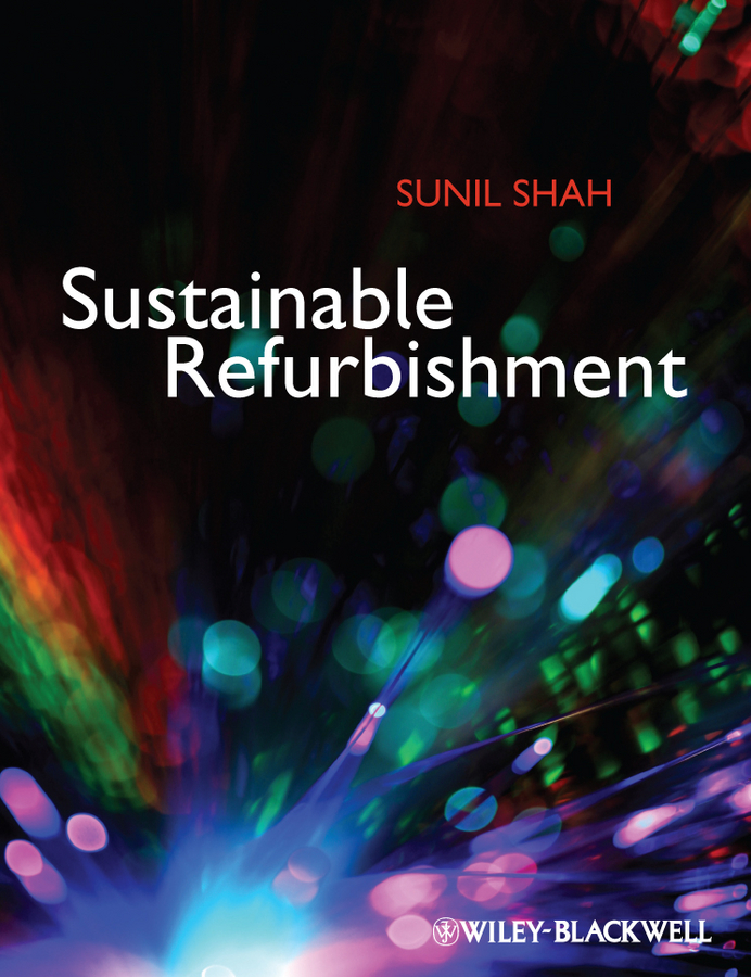 Sunil  Shah Sustainable Refurbishment culinary calculations