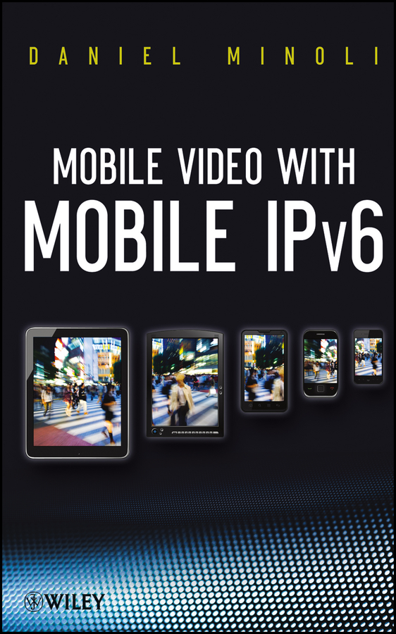 Daniel Minoli Mobile Video with Mobile IPv6 portable on camera led video light kit