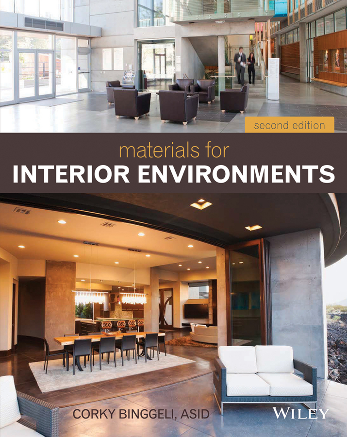 Corky Binggeli Materials for Interior Environments