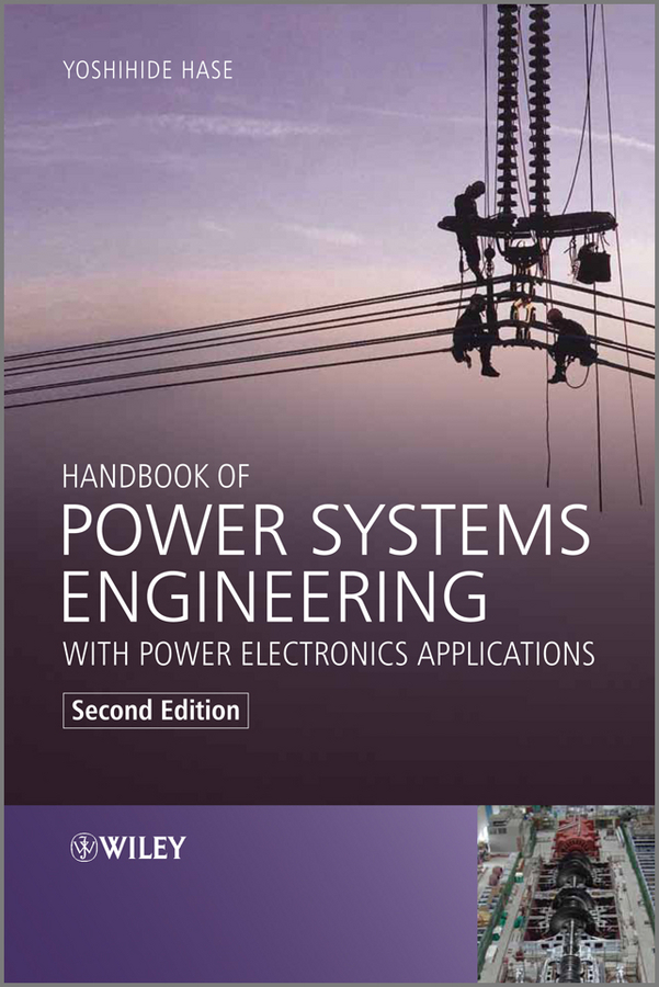Yoshihide Hase Handbook of Power Systems Engineering with Power Electronics Applications electronics diy ic kit rf2312 sop8 new and original 100pcs lot