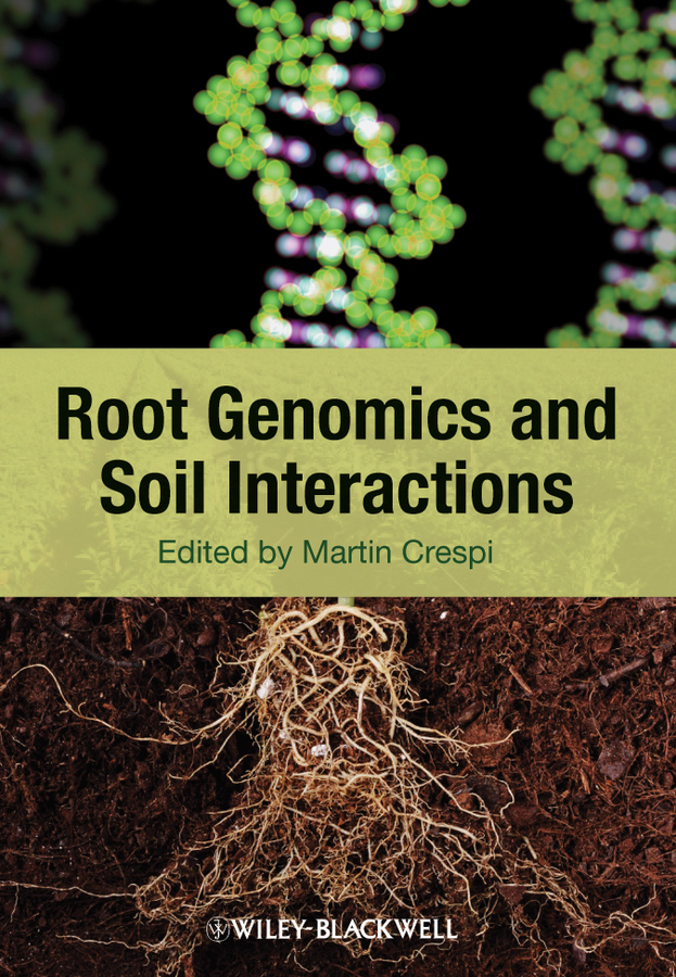 Martin Crespi Root Genomics and Soil Interactions кастрюля с крышкой metrot вилладжо