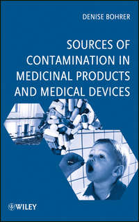 Denise  Bohrer - Sources of Contamination in Medicinal Products and Medical Devices