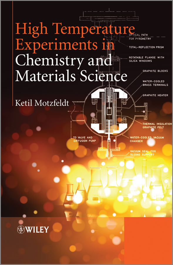 Ketil  Motzfeldt High Temperature Experiments in Chemistry and Materials Science handbooks in operations research and management science simulation 13