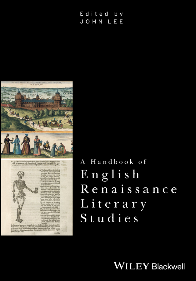 John Lee A Handbook of English Renaissance Literary Studies the oxford english literary history