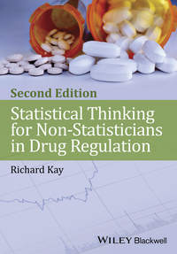 Richard  Kay - Statistical Thinking for Non-Statisticians in Drug Regulation