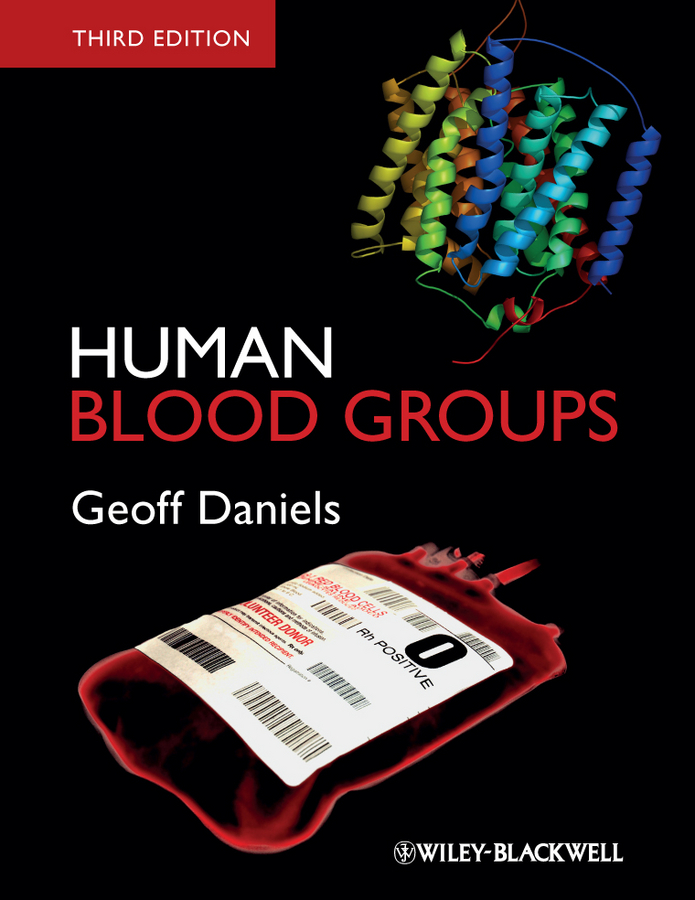 Geoff Daniels Human Blood Groups vishal mali information retrieval system in human genetics