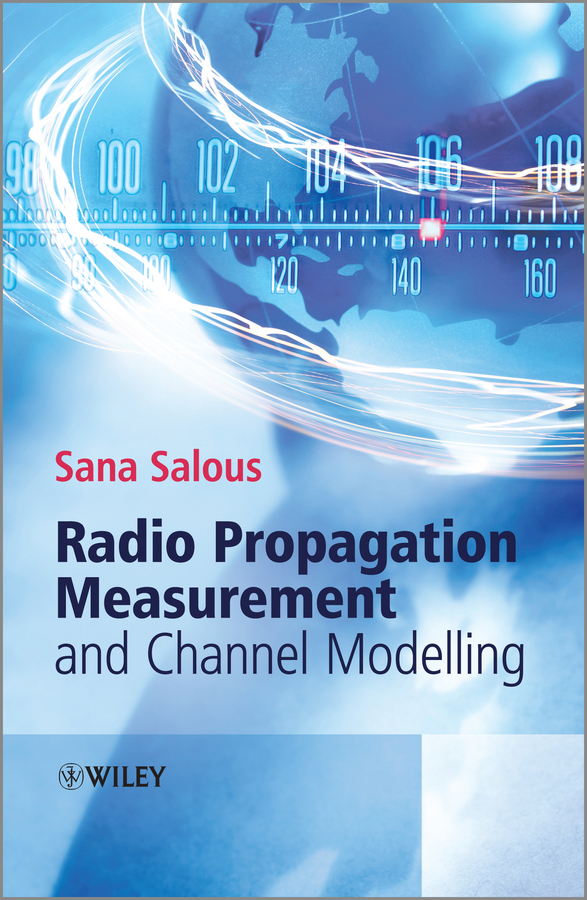 Sana Salous Radio Propagation Measurement and Channel Modelling novelty women s tote bag with rivet and radio shape design