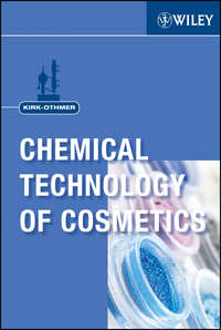 Kirk-Othmer - Kirk-Othmer Chemical Technology of Cosmetics