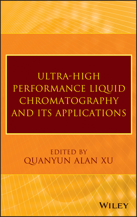 Q. Xu Alan Ultra-High Performance Liquid Chromatography and Its Applications hplc method development for pharmaceuticals volume 8