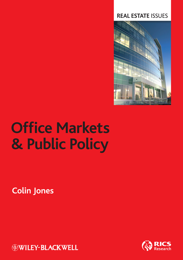Фото Colin Jones Office Markets and Public Policy