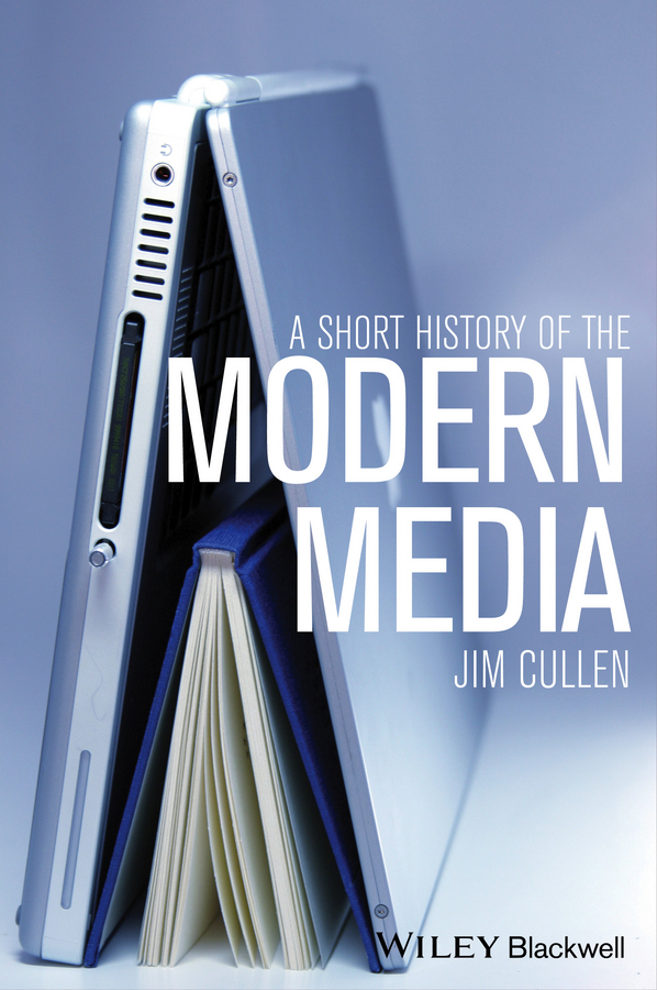 Jim Cullen A Short History of the Modern Media snake skin print tee