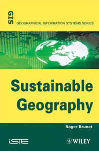 Roger  Brunet - Sustainable Geography