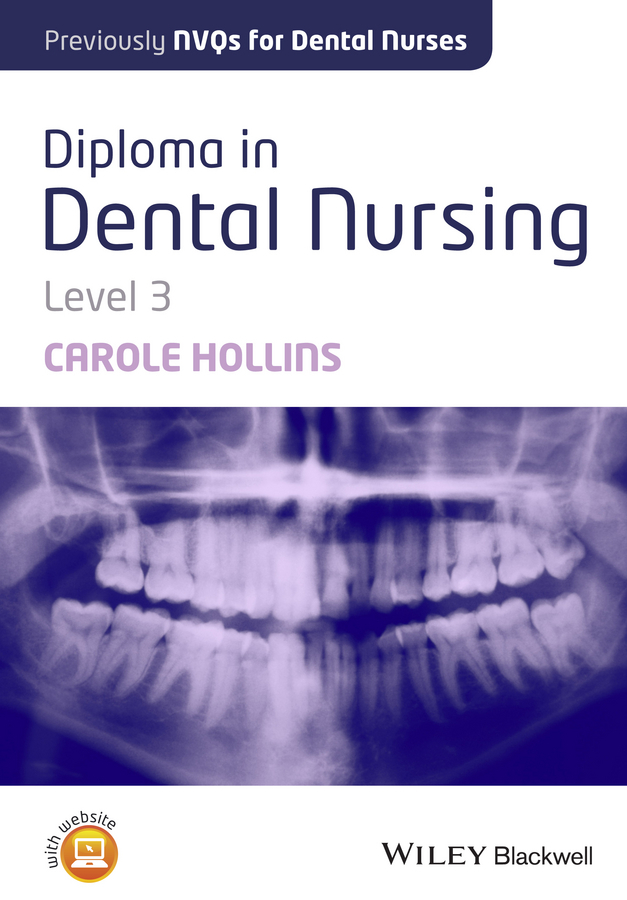 Carole Hollins Diploma in Dental Nursing, Level 3 ISBN: 9781118629451 microbial contamination of waterline in dental units
