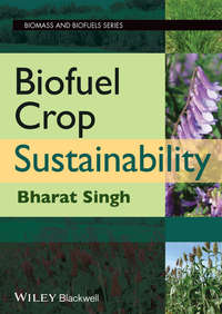 Bharat  Singh - Biofuel Crop Sustainability