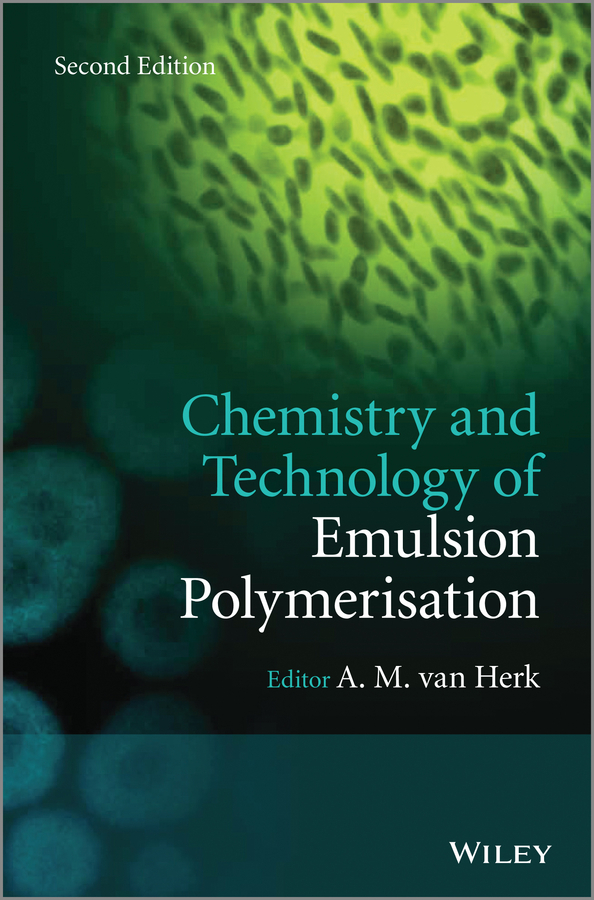 A. M. van Herk Chemistry and Technology of Emulsion Polymerisation evaluation of aqueous solubility of hydroxamic acids by pls modelling