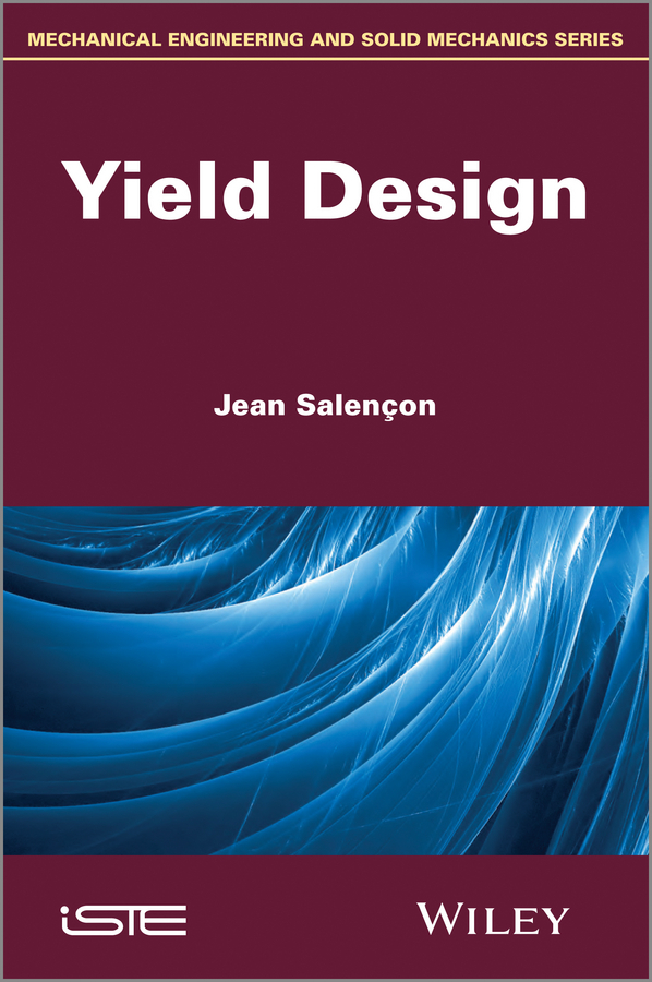 Jean  Salencon. Yield Design