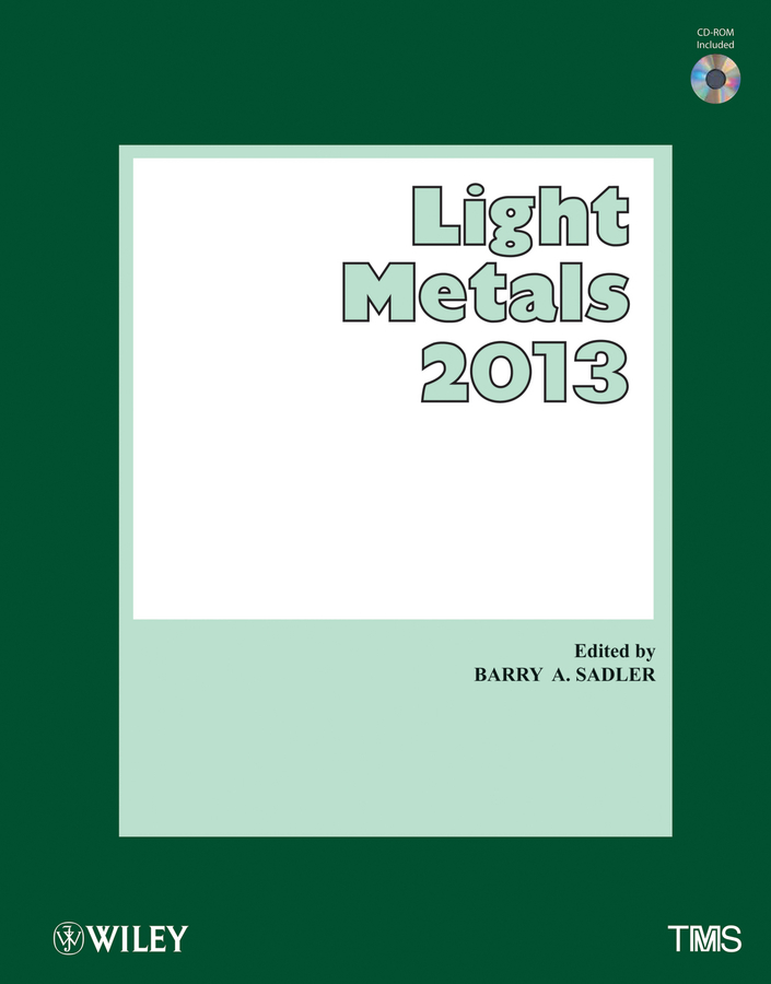 Barry Sadler Light Metals 2013