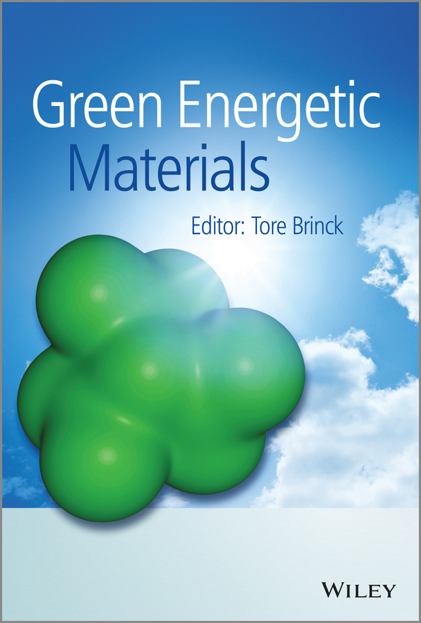 Tore Brinck Green Energetic Materials цена