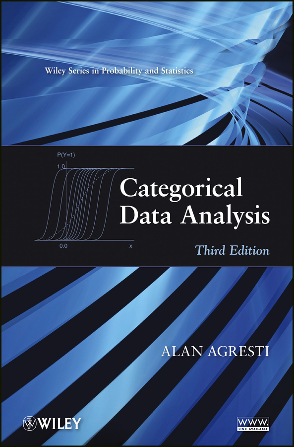 Alan Agresti Categorical Data Analysis лонгслив catimini catimini ca053ebvcq32